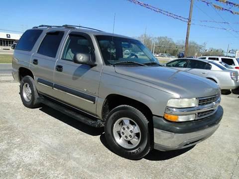 2003 Chevrolet Tahoe for sale in Baton Rouge, LA