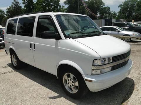 2003 Chevrolet Astro for sale in Baton Rouge, LA