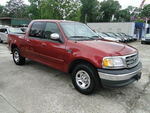 2001 Ford F-150 for sale in Baton Rouge, LA