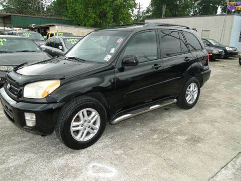 2002 Toyota RAV4 for sale in Baton Rouge, LA