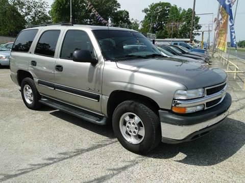 2001 Chevrolet Tahoe for sale in Baton Rouge, LA