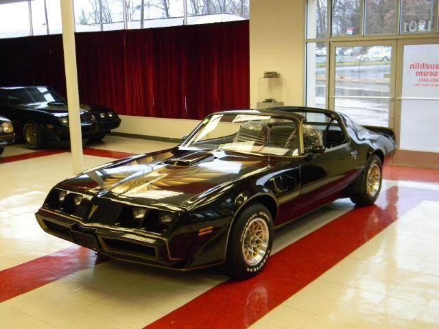 mclaughlin trans am museum classic cars for sale. Black Bedroom Furniture Sets. Home Design Ideas