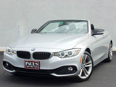 2014 BMW 4 Series for sale in Manchester, NH