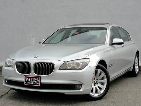2010 BMW 7 Series for sale in Manchester, NH
