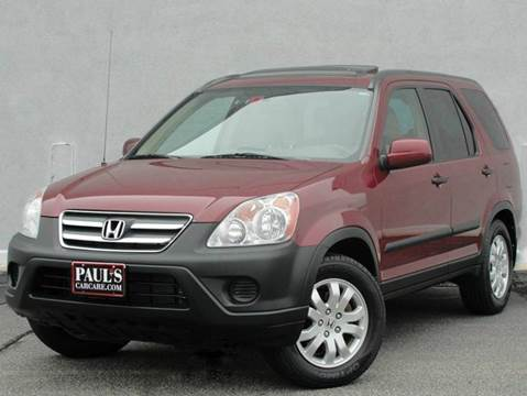 2006 Honda CR-V for sale in Manchester, NH