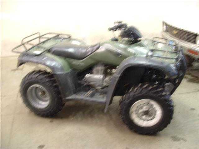 2013 Honda FOURTRAX RANCHER ES 4X4
