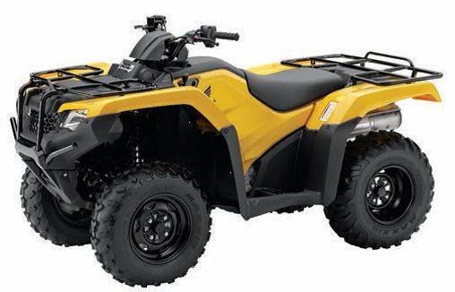 2015 Honda Rancher