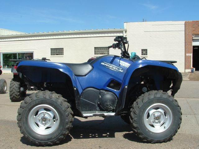 2011 Yamaha Grizzly