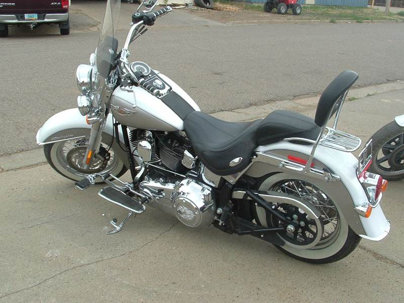 2009 Harley-Davidson Heritage Softail In Dickinson ND - Honda West
