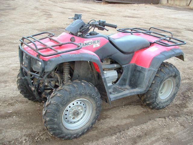 2003 Honda Rancher