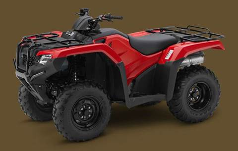 2017 Honda Rancher  for sale in Dickinson, ND