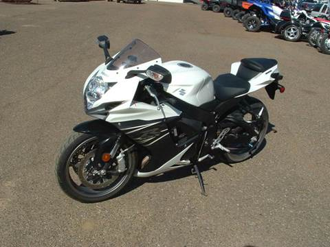 2012 Suzuki GSXR600 for sale in Dickinson, ND