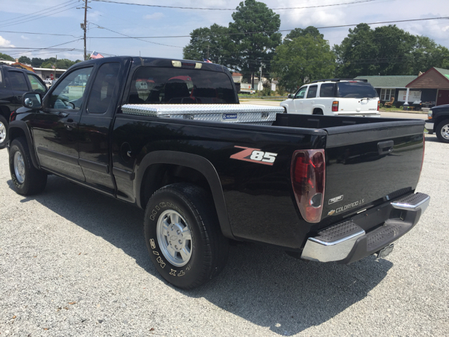 2005 Chevrolet Colorado 4dr Extended Cab Z85 LS 4WD SB - Angier NC
