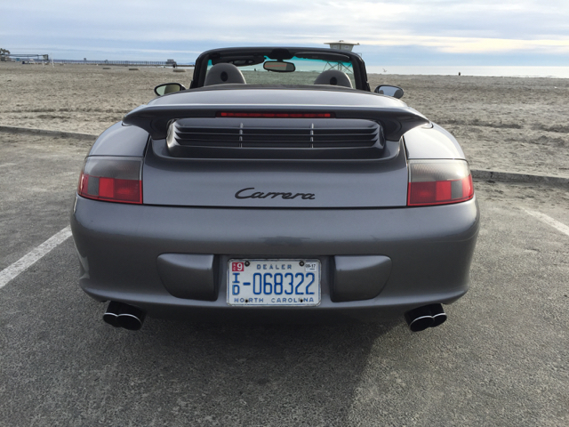 2003 Porsche 911 Carrera 2dr Cabriolet - Angier NC