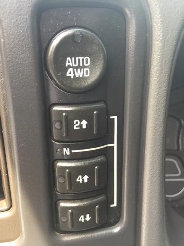 2005 Chevrolet Silverado 1500 Z71 4dr Extended Cab 4WD SB - Angier NC
