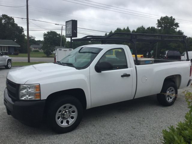2011 Chevrolet Silverado 1500 Work Truck 4x2 2dr Regular Cab 8 ft. LB - Angier NC