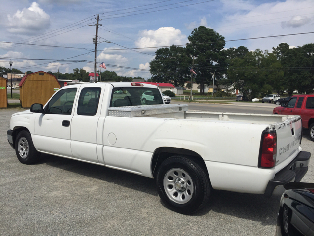 2007 Chevrolet Silverado 1500 Classic Work Truck 4dr Extended Cab 8 ft. LB - Angier NC