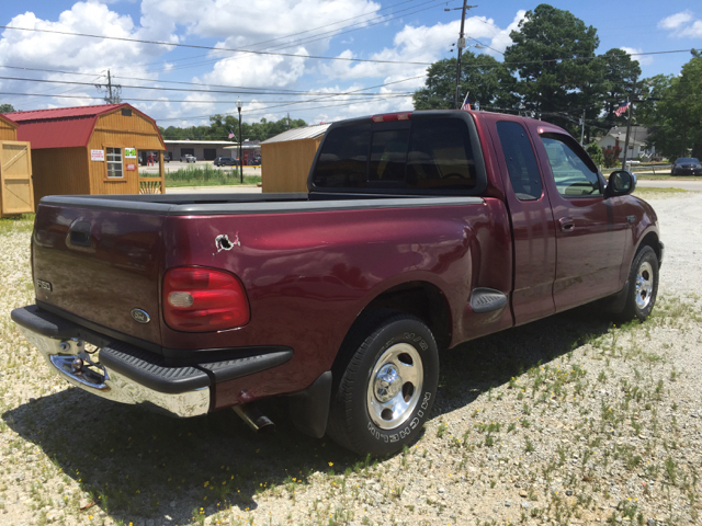 1999 Ford F-150 4dr XLT Extended Cab Stepside SB - Angier NC