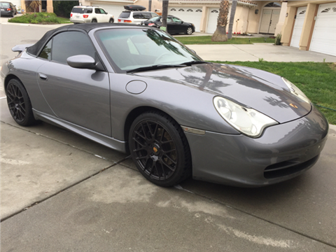 2003 Porsche 911 for sale in Angier, NC