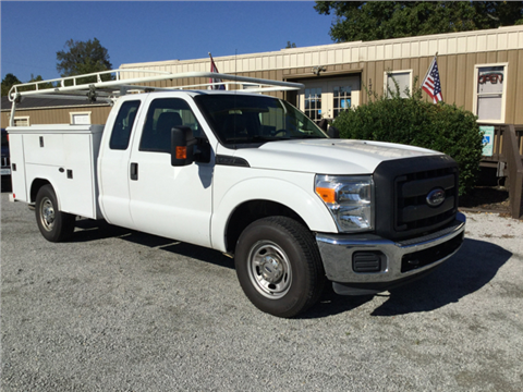 2013 Ford F-350 Super Duty for sale in Angier, NC