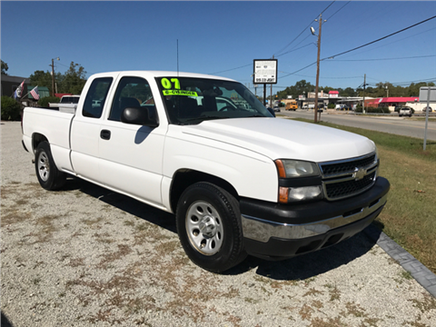 2007 Chevrolet Silverado 1500 Classic for sale in Angier, NC