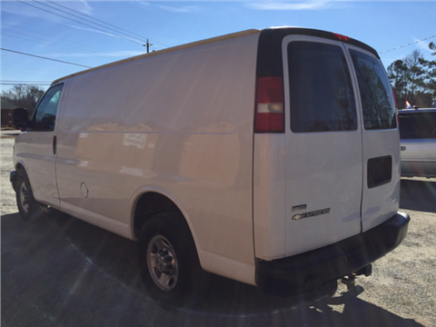 2010 Chevrolet Express Cargo
