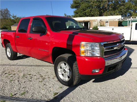 2007 Chevrolet Silverado 1500 for sale in Angier, NC