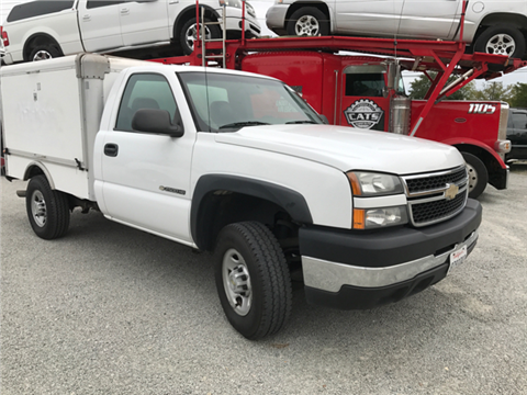 2006 Chevrolet Silverado 2500HD for sale in Angier, NC