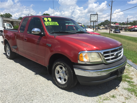 1999 Ford F-150 for sale in Angier, NC
