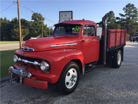 1951 Ford F-4 for sale in Angier, NC