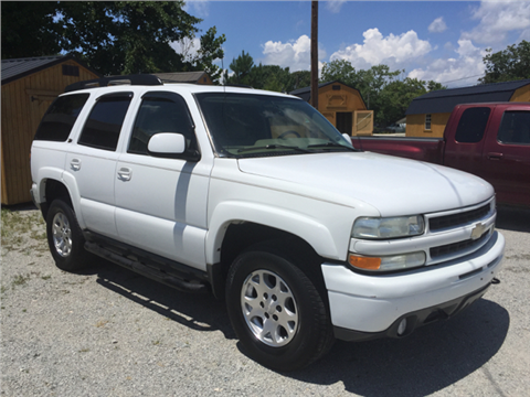 2004 Chevrolet Tahoe for sale in Angier, NC