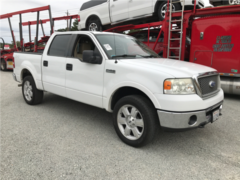 2008 Ford F-150 for sale in Angier, NC