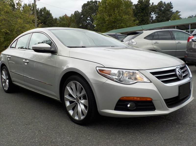 2012 Volkswagen Cc Lux Limited PZEV 4dr Sedan In Charlotte NC