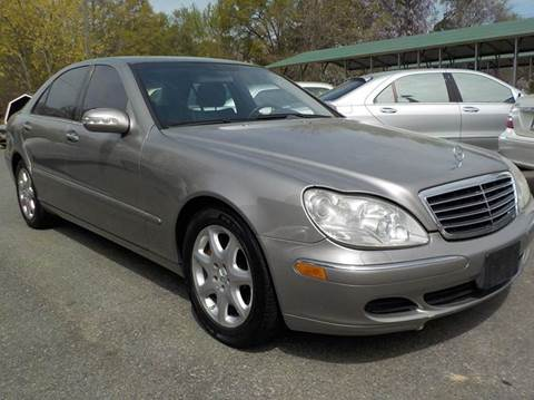 2004 mercedes benz s class for sale in north carolina for Mercedes benz for sale charlotte nc