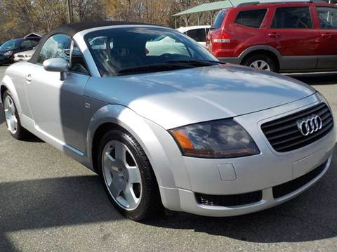 Used 2001 Audi TT For Sale in North Carolina - Carsforsale.com