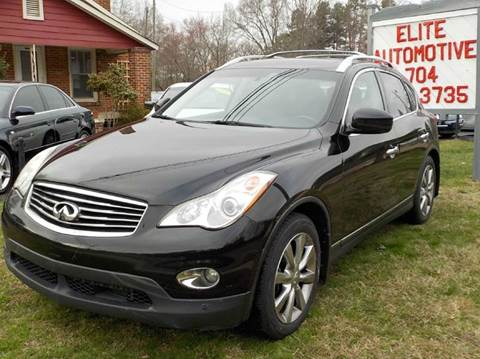 2008 Infiniti EX35 for sale in Charlotte, NC