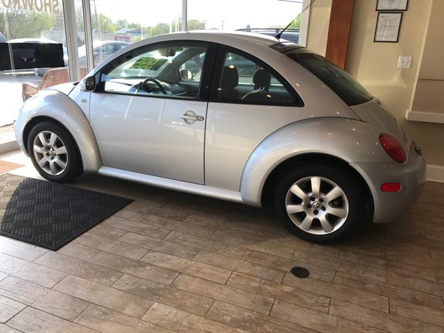 2003 Volkswagen New Beetle GL 1.8T 2dr Turbo Hatchback - Woodstock IL