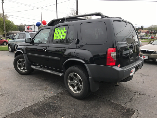 2003 Nissan Xterra SE S/C 4dr Supercharged 4WD SUV - Woodstock IL
