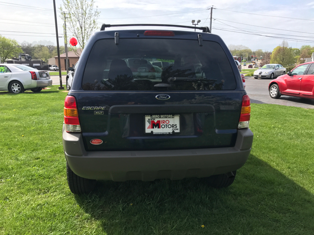 2002 Ford Escape XLT Choice 2WD 4dr SUV - Woodstock IL