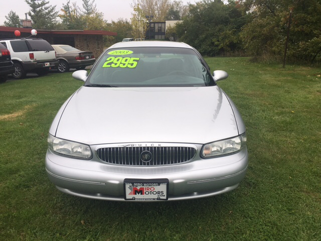 2003 Buick Century Base 4dr Sedan - Woodstock IL