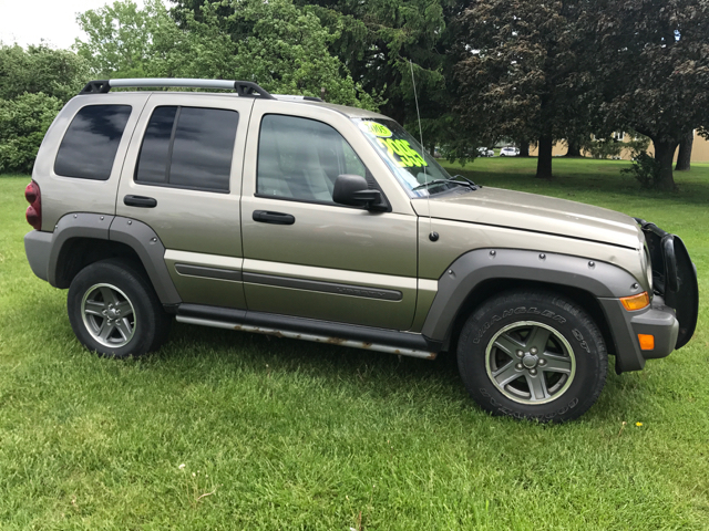 2005 Jeep Liberty Renegade 4WD 4dr SUV - Woodstock IL