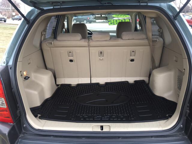 2006 Hyundai Tucson GLS 4dr SUV - Woodstock IL