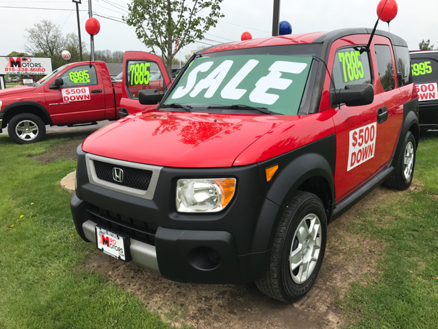 2006 Honda Element LX AWD 4dr SUV 4A - Woodstock IL