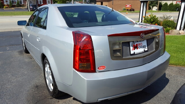 2003 Cadillac CTS Base 4dr Sedan - Woodstock IL