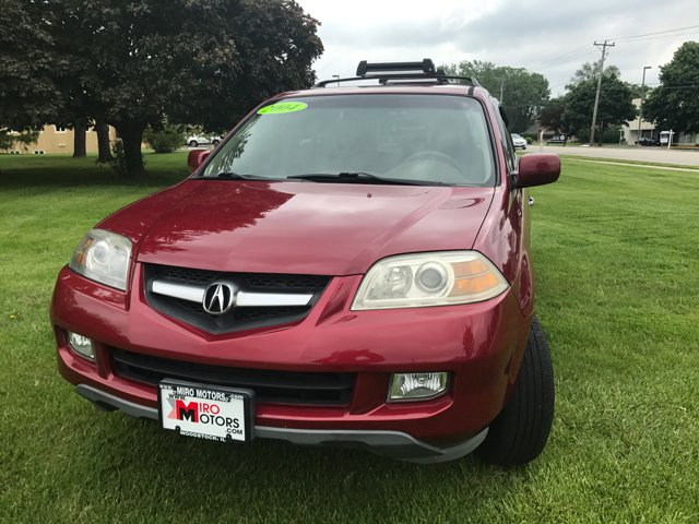 2004 Acura MDX Touring w/Navi w/RES AWD 4dr SUV and Entertainment System - Woodstock IL