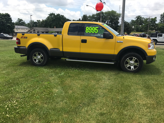2004 Ford F-150 FX4 4dr SuperCab 4WD Flareside 6.5 ft. SB - Woodstock IL