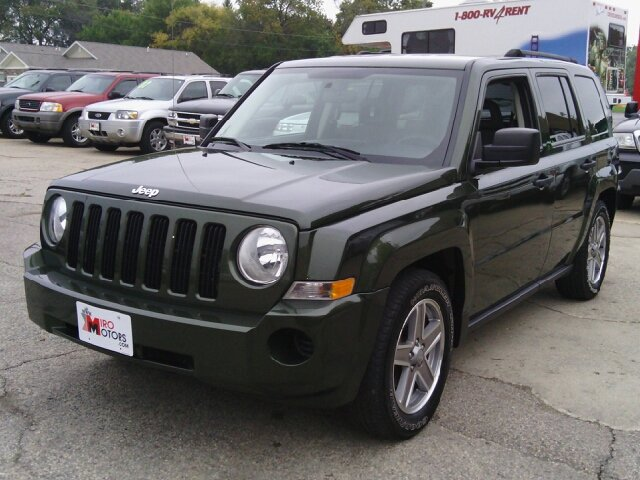 Gas Mileage Jeep Patriot 4wd 2017 2018 Best Cars Reviews