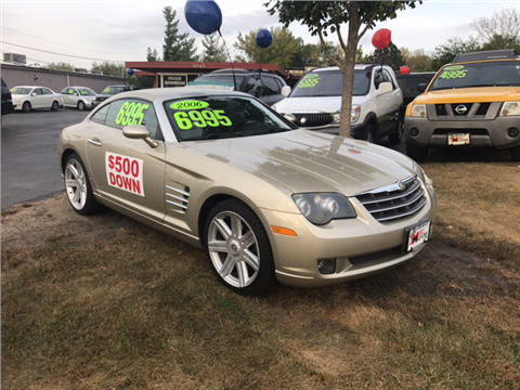 2006 Chrysler Crossfire for sale in Woodstock, IL