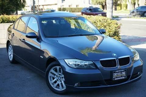 2007 BMW 3 Series for sale in Brea, CA