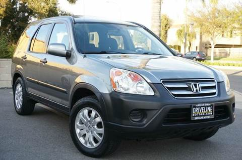 2006 Honda CR-V for sale in Brea, CA